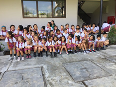 First Day Back of School 2018-2019