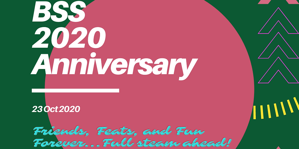 BSS 2020 Anniversary