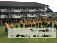 The Benefits of Diversity for Students