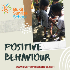 Helping Children To Develop Positive Behaviour