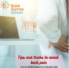 Tips and tricks to avoid back pain while working with computer during pandemic