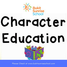 Character Education is a Shared Responsibility
