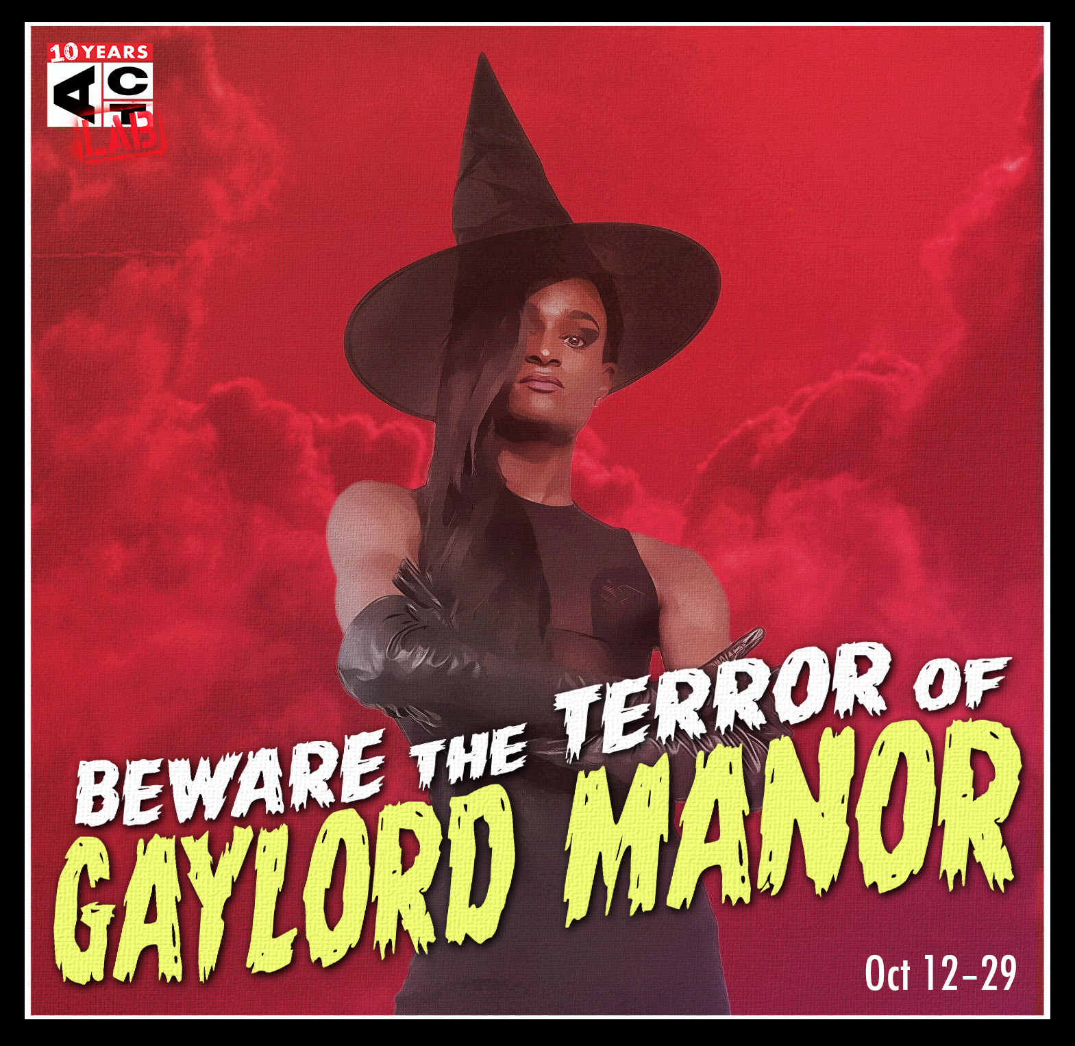 Beware the Terror of Gaylord Manor