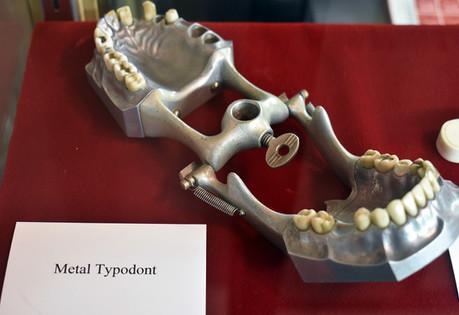 metal typodont