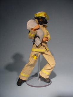 GI Jane Fire Rescue concept model - Hasbro Toy Group
