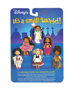Disney It's a Small World dolls - year one set – Mattel Toys
