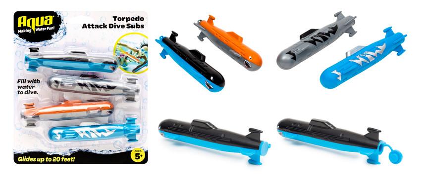 Torpedo Attack Dive Subs – Aqua-Leisure Industries