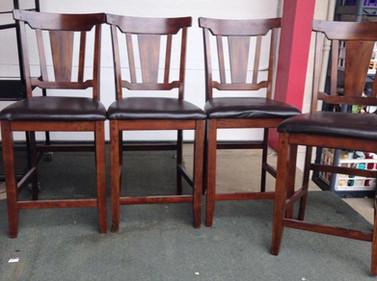 Set of 4 Barstools