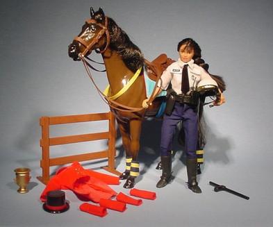 GI Jane Snow Patrol concept model - Hasbro Toy Group