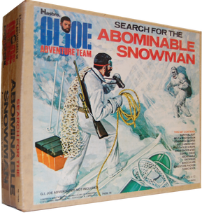 search for the abominable snowman packag