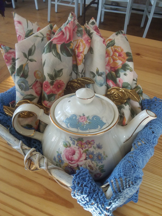 Vintage British Teapot