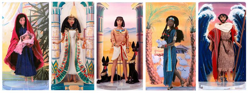 DreamWorks Prince of Egypt Figures – Hasbro Toy Group
