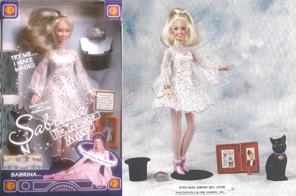 Sabrina the Teenage Witch fashion doll - Hasbro Toy Group