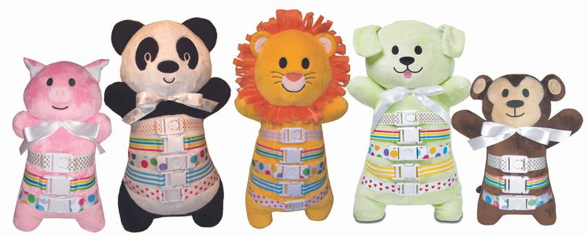 Buckley Boo Toddler Plush - Buckley Boo LLC