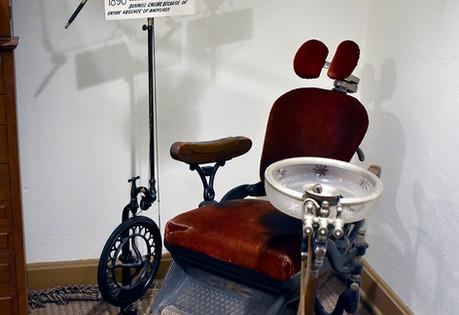 dental setup 1891