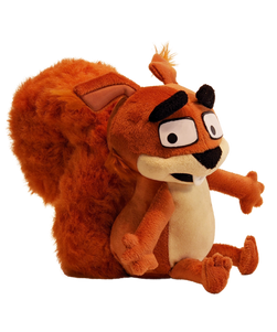 Dead Sea Squirrels Merle Plush