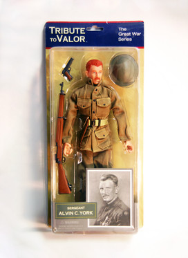 Sargent Alvin York package - Tribute to Valor