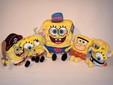 Spongebob Squarepants Beanie plush - PlayAlong Toys