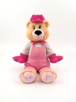 Dressable Girl Bear