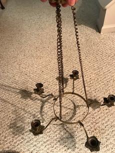 Hanging Candleholder