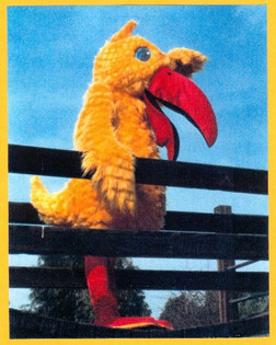 Pete Pelican mascot walk about costume - Pelican Products