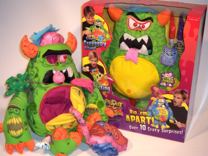 Dissect a Doodle Monster Plush - PlayAlong Toys
