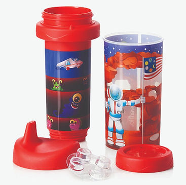 space scene cup