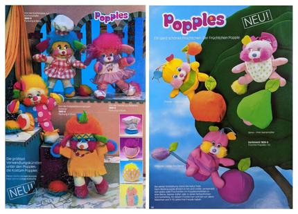 Popples Assortment - Mattel International
