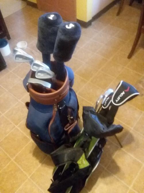 Ladies & Child Golf Club sets