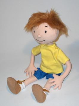 Finished Max Doll