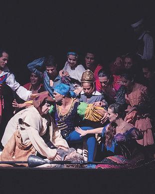 Don Quixote Performance