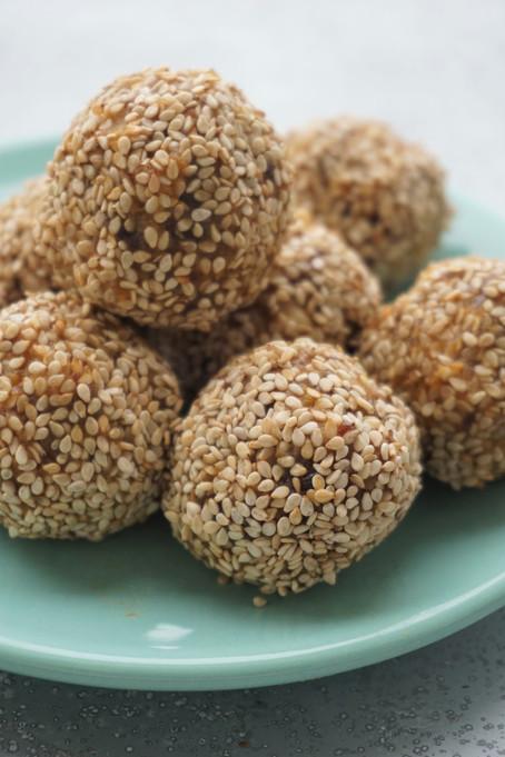 Bliss Balls met verstopte groente