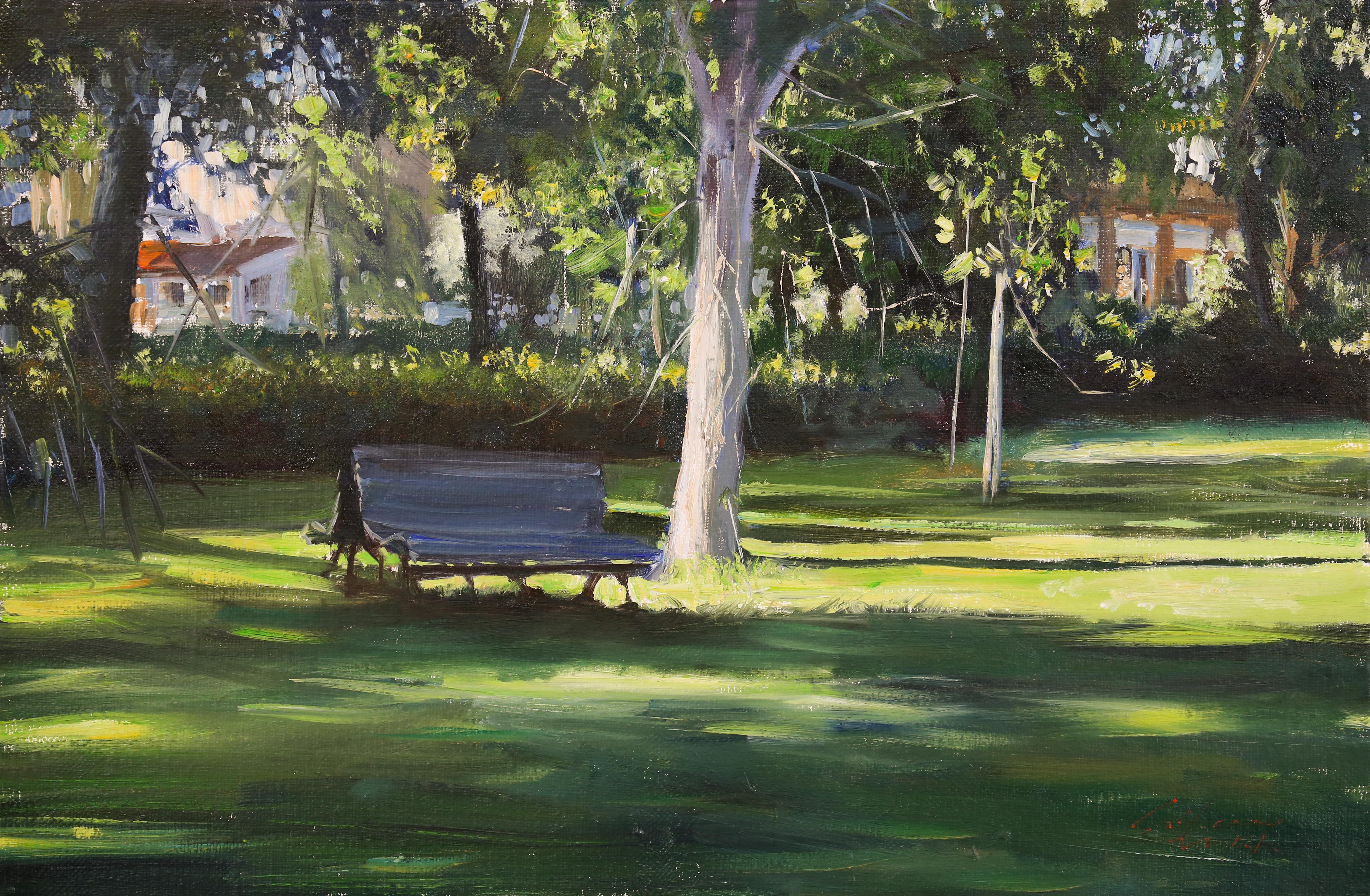 쉼표 45.5x30 Oil on canvas 2014