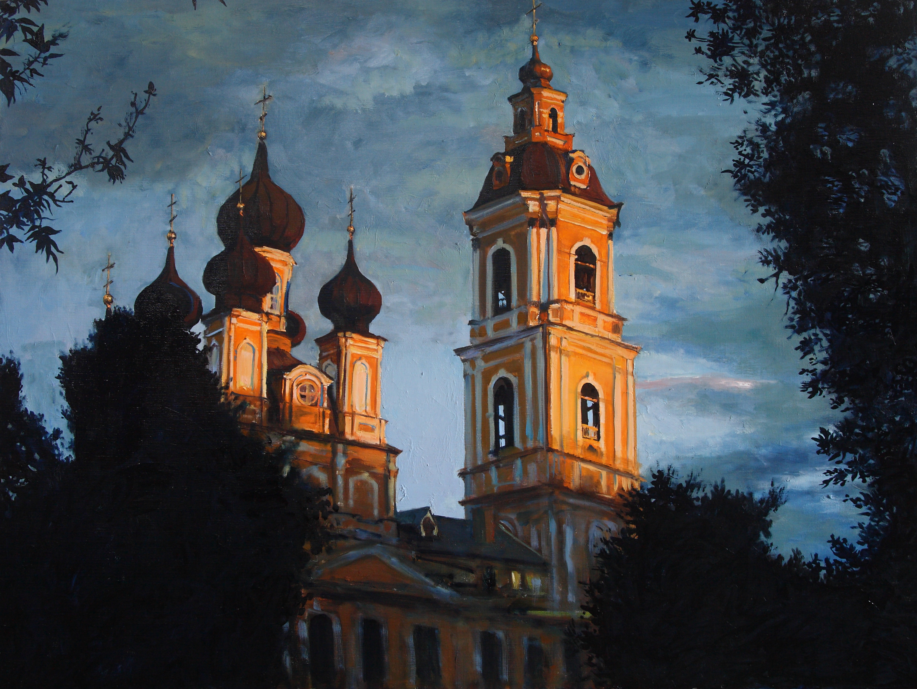 종소리 116.8 91 Oil on canvas 2007
