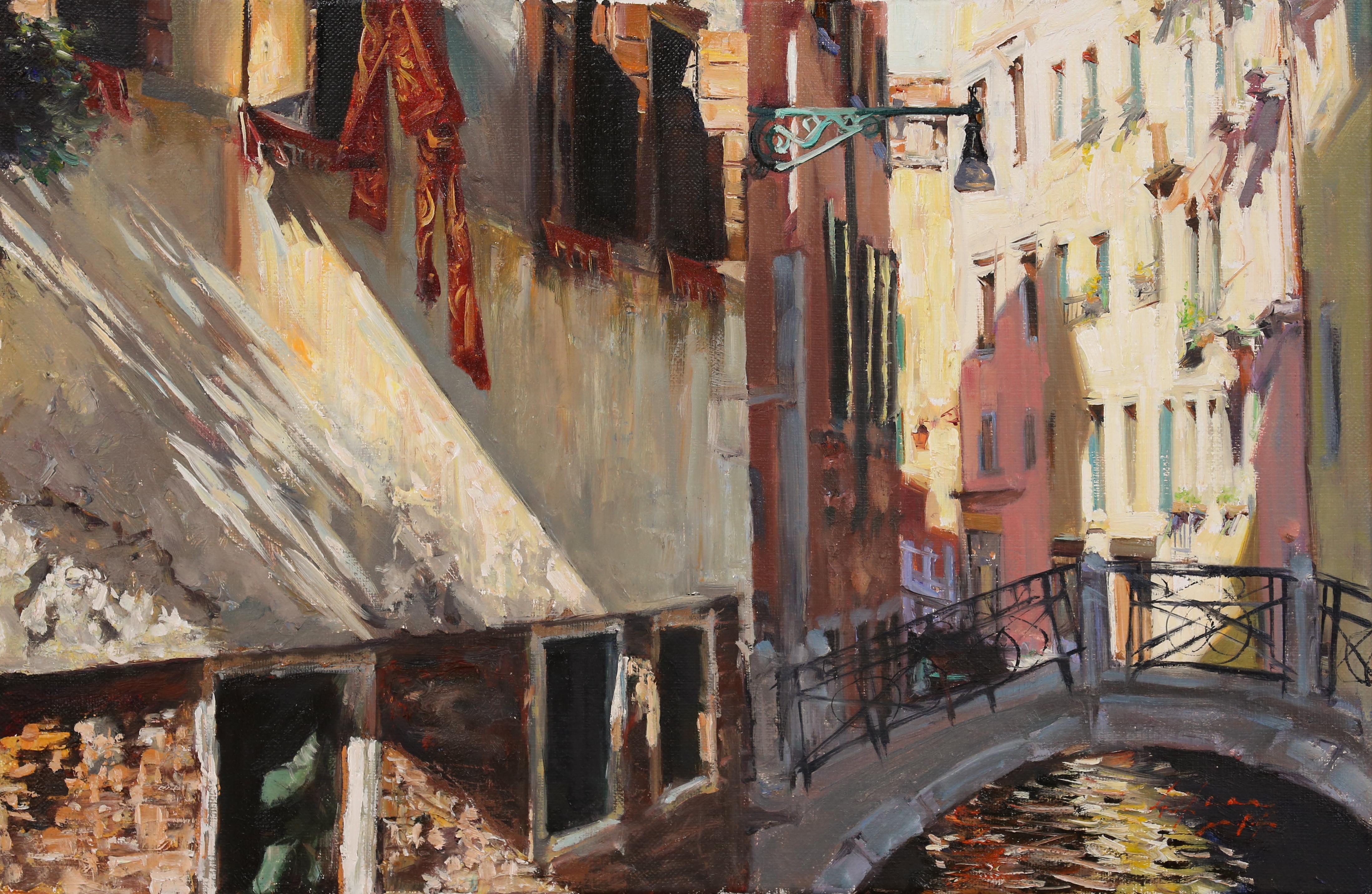 베네치아 인상 40.9x26.7 Oil on canvas 2014