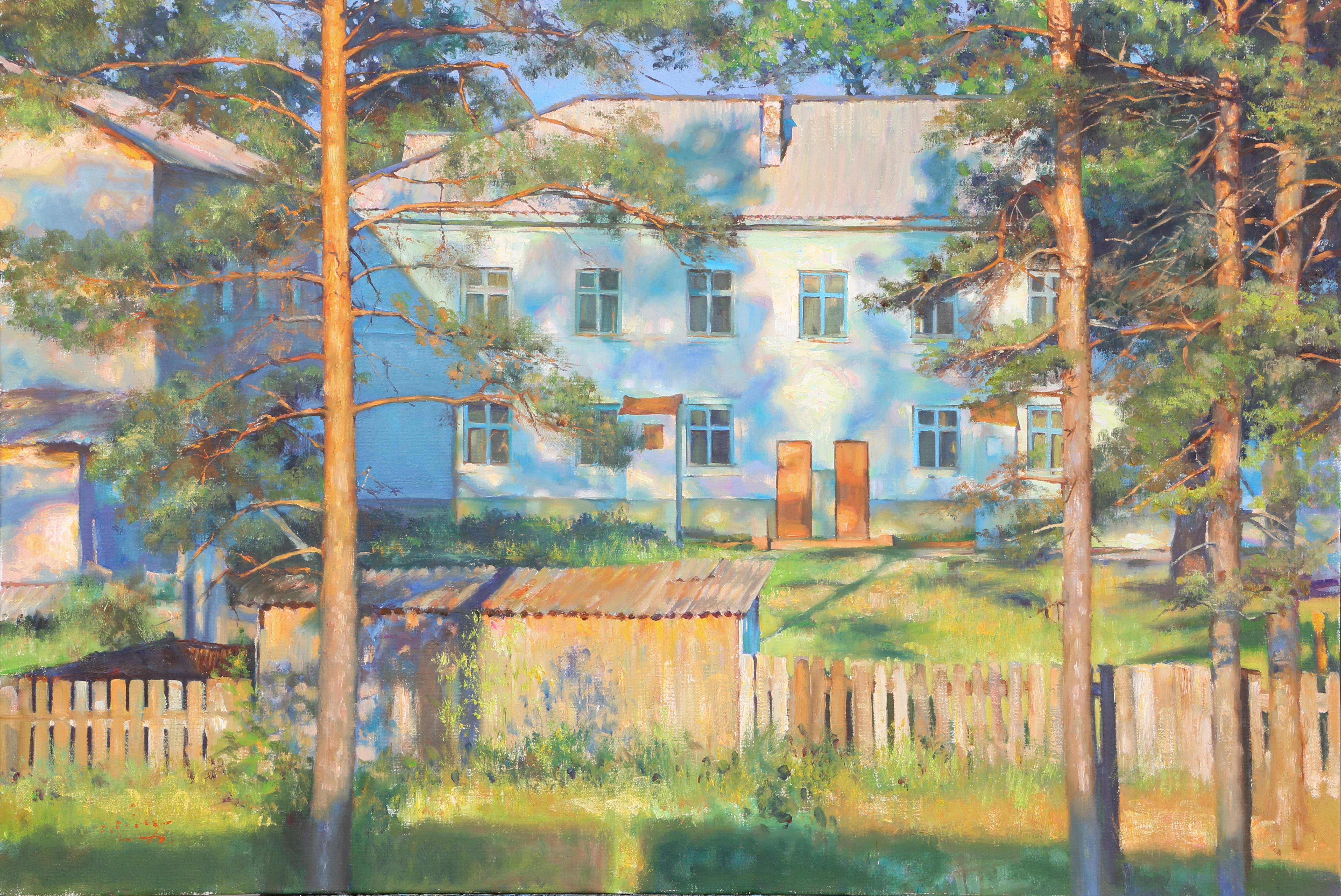 빛그림자 90.9x60.6 Oil on canvas 2016