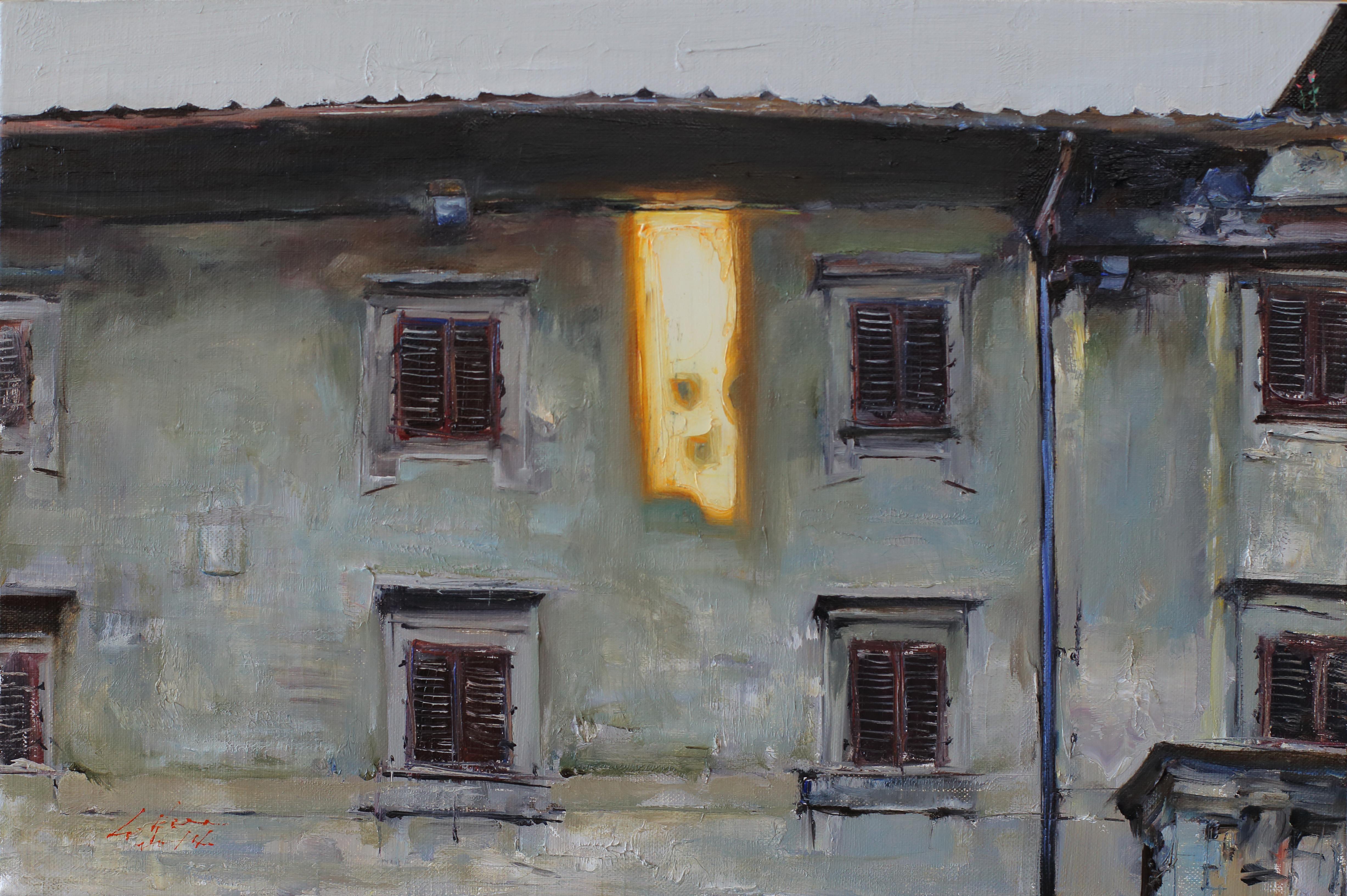 빛조각 40.9x27.3 Oil on canvas 2014
