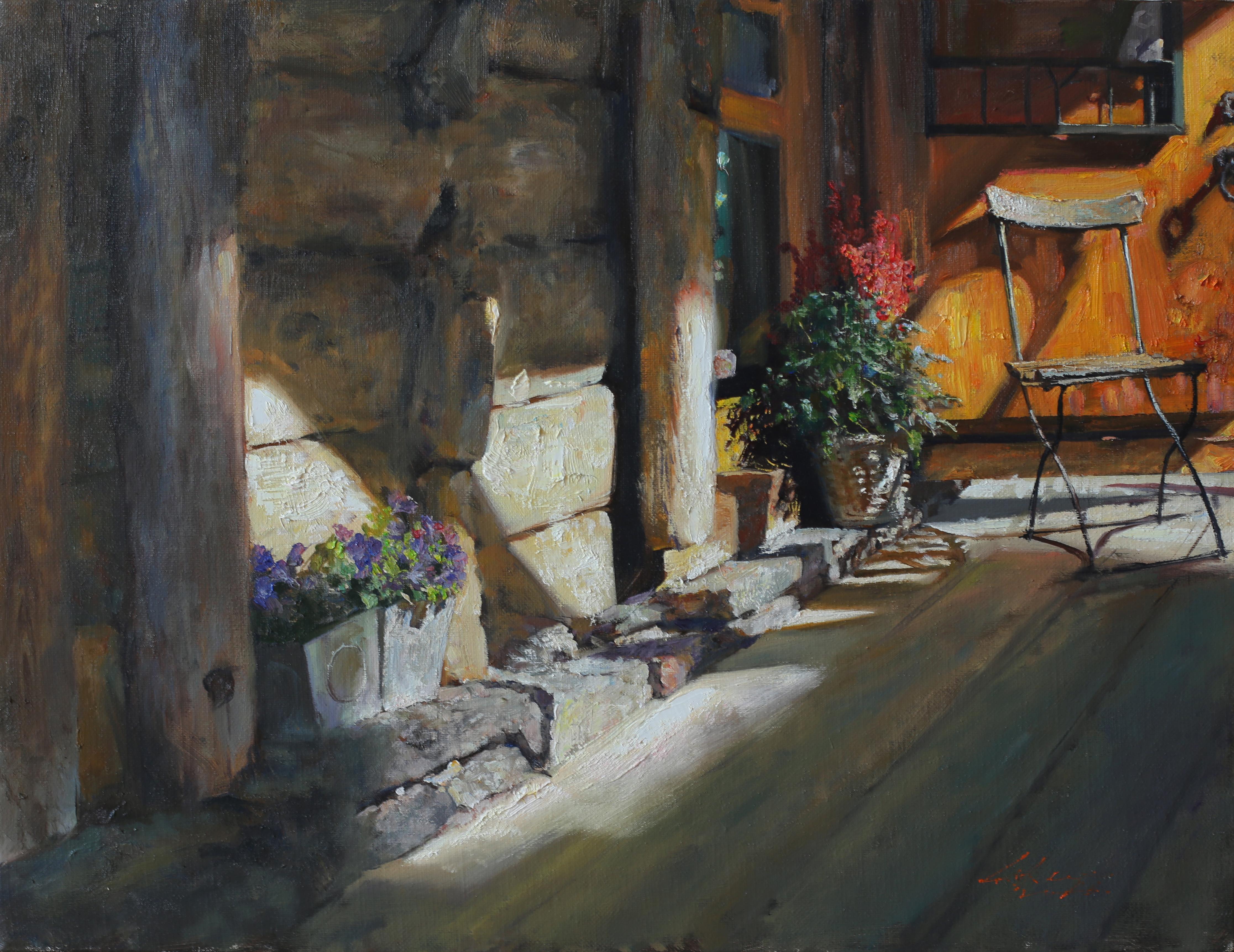 휴식 53x40.9 Oil on canvas 2016