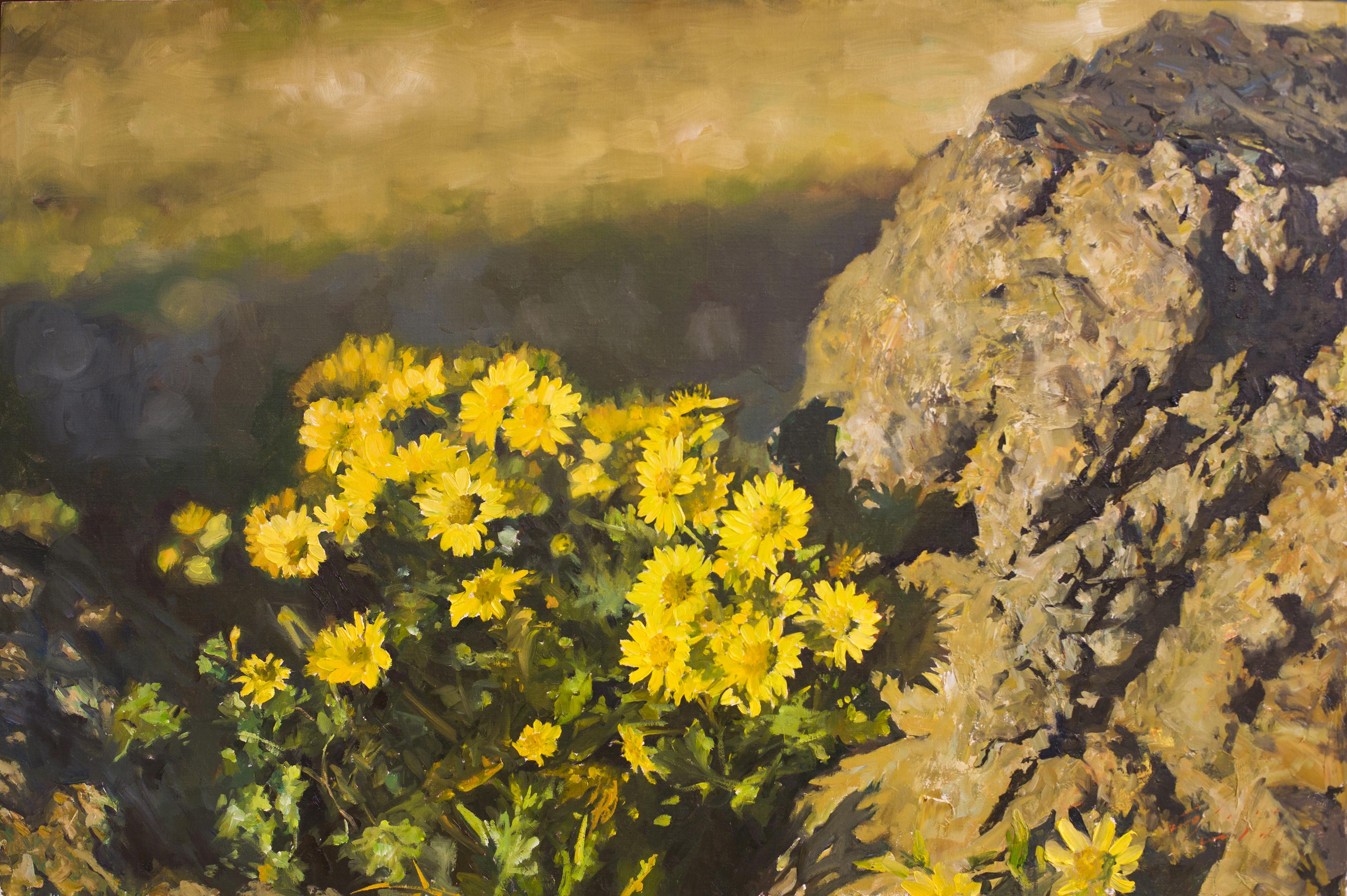제주인상 90 9x60 6 Oil on canvas 2014