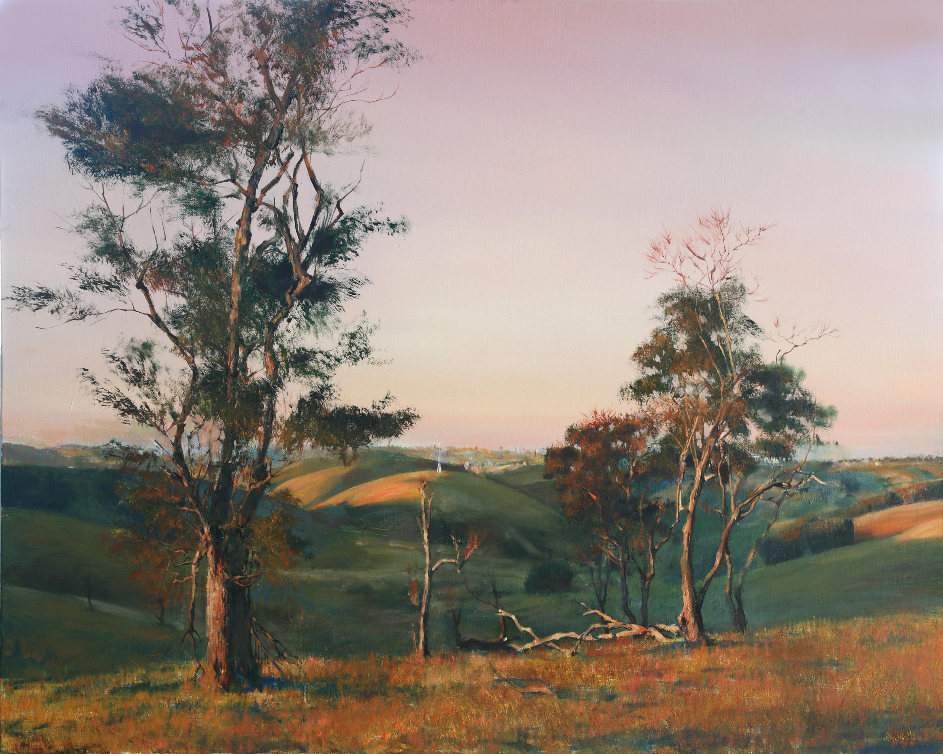 해질녁 90.9x72.7 Oil on canvas 2010