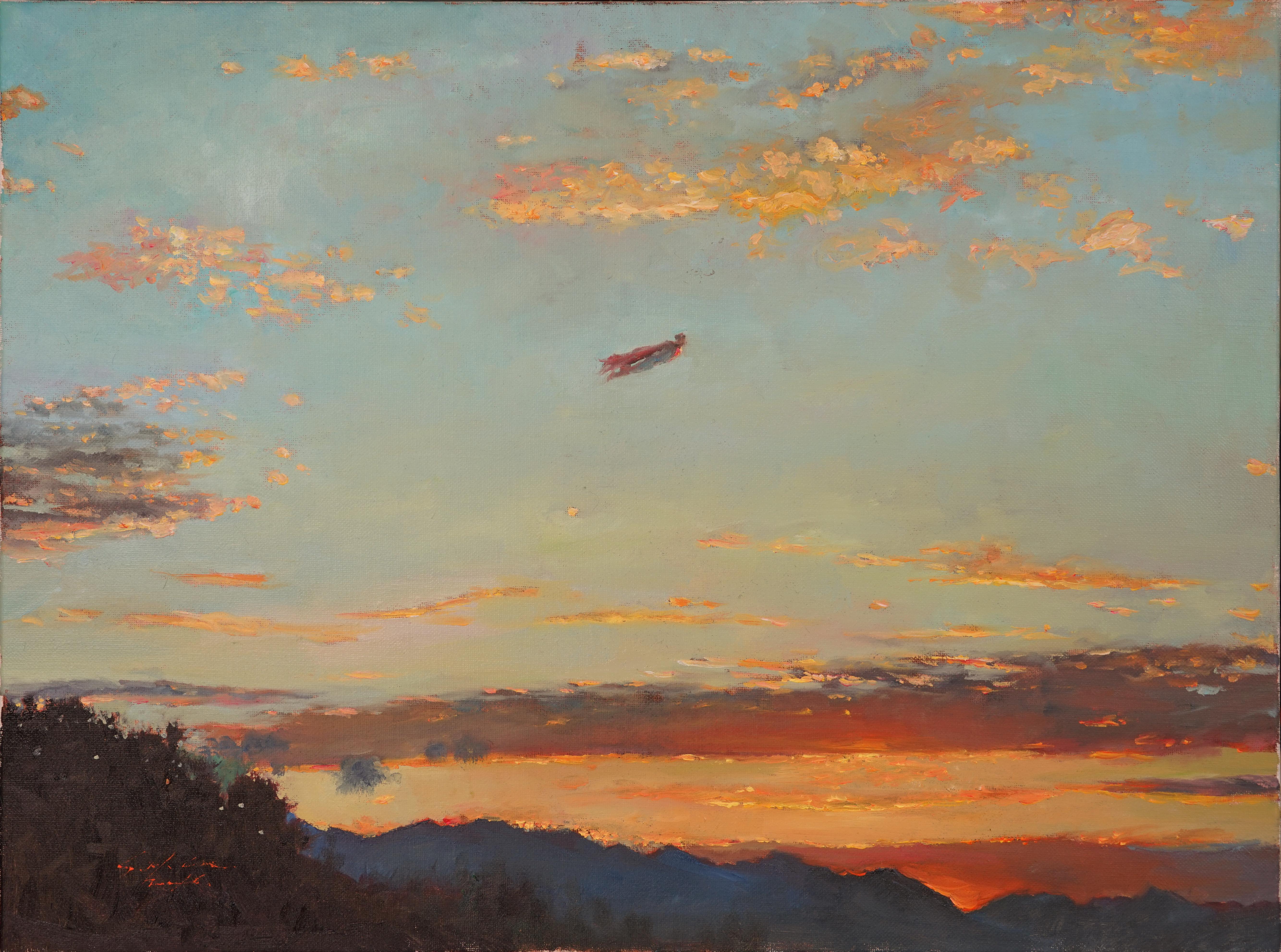 새벽 우포 60.6x45.5 Oil on canvas 2016
