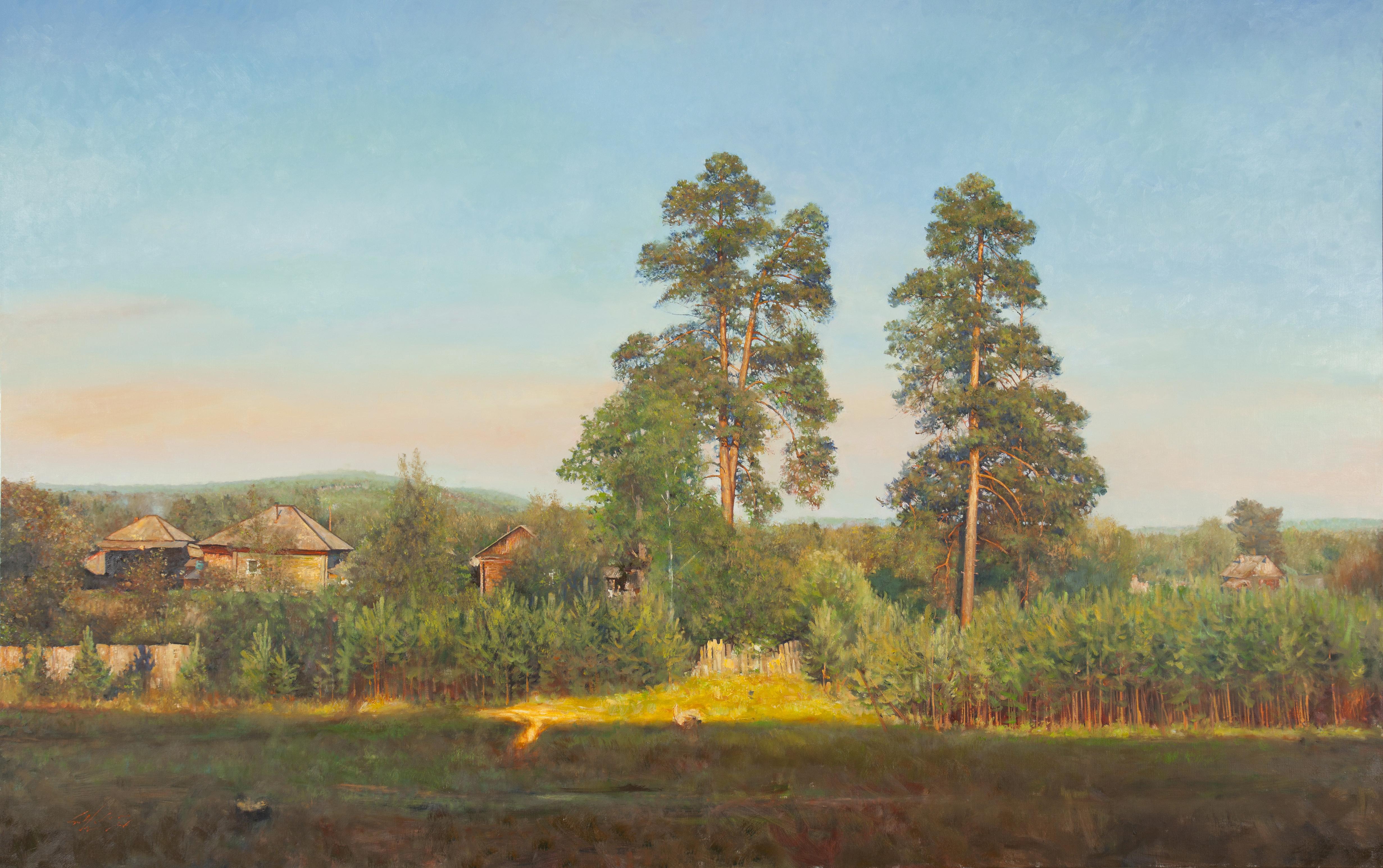 17 러시아 인상 227.3x145.5 Oil on canvas 2016