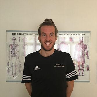 Jason Dodd sports massage therapist Nort