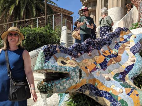 Day 2  - Barcelona - Gaudi & Tapas