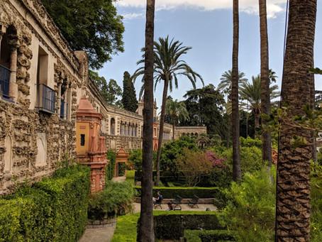 Day 5 - Sevilla - Alcazar