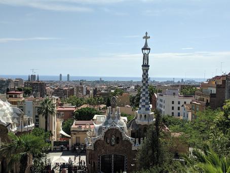 Day 1 - Barcelona!
