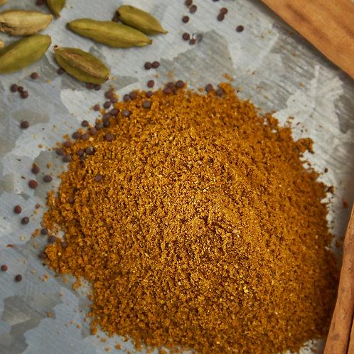 Madras Curry (Salt-Free)