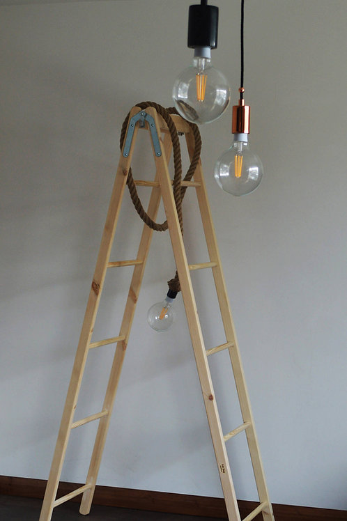 Large double Retro Ladder