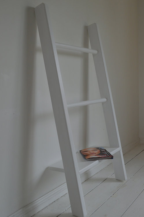 Small Wooden Decorative Ladder with the Shelf