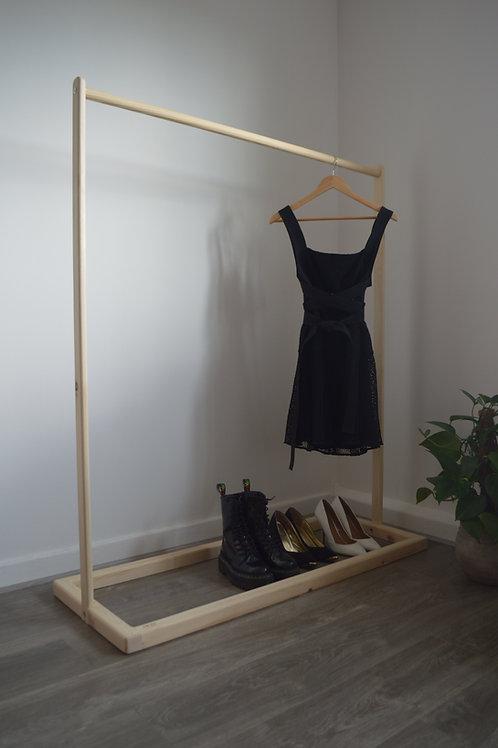 Handmade Clothes Rail